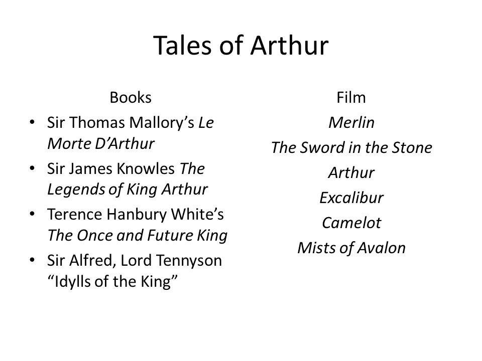 Sir Thomas Malory and Le Morte dArthur (p.