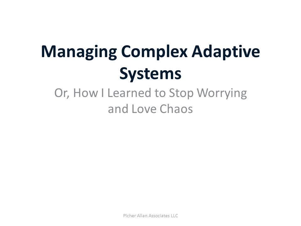 Intuition Rapid Adaptive Subtle Experiential Resourceful Inexpensive Sensitive Insightful Perceptive to semiconscious & unconscious Picher Allan Associates LLC