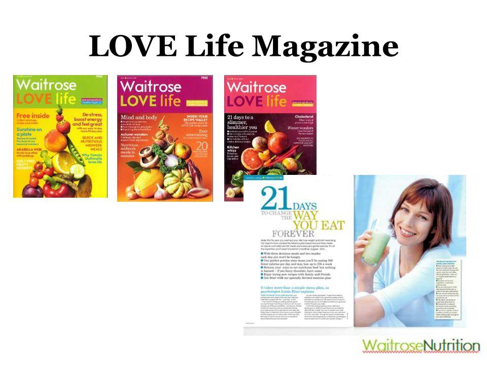 LOVE Life Magazine