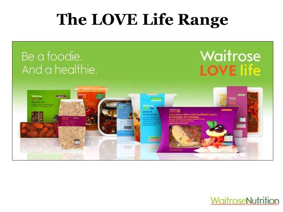 The LOVE Life Range