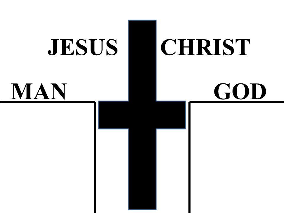 MANGOD JESUS CHRIST