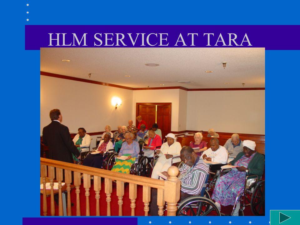 HLM SERVICE AT TARA