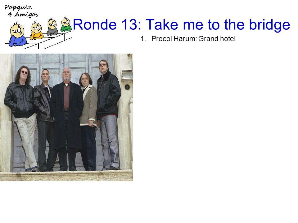 1.Procol Harum: Grand hotel