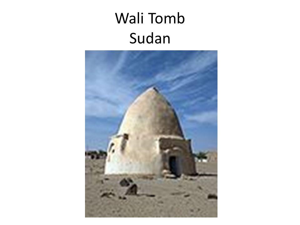 Wali Tomb Sudan