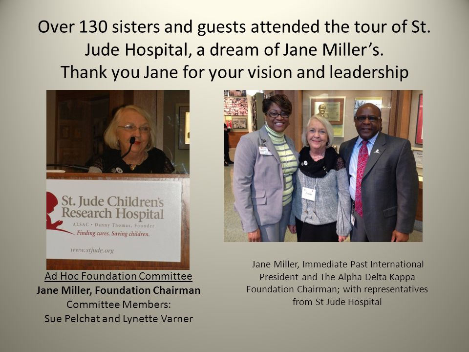 Over 130 sisters and guests attended the tour of St.
