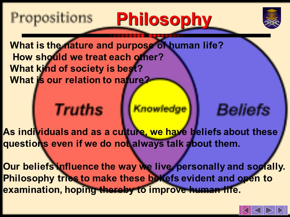 As individuals and as a culture, we have beliefs about these questions even if we do not always talk about them.