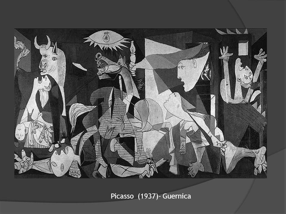 Picasso (1937)- Guernica