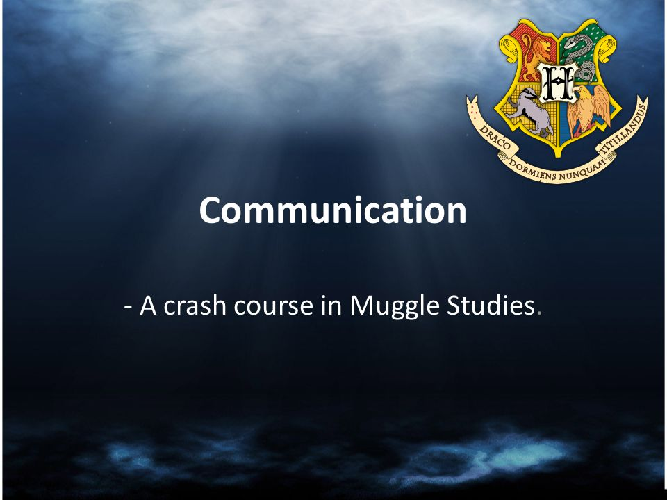 Tom Knott UNK Admissions Counselor – Member of the Slytherin house 2 nd Year Student – 2 years in Admissions Special Ability: – Legilimens (Mind Reading) Helps with recruiting