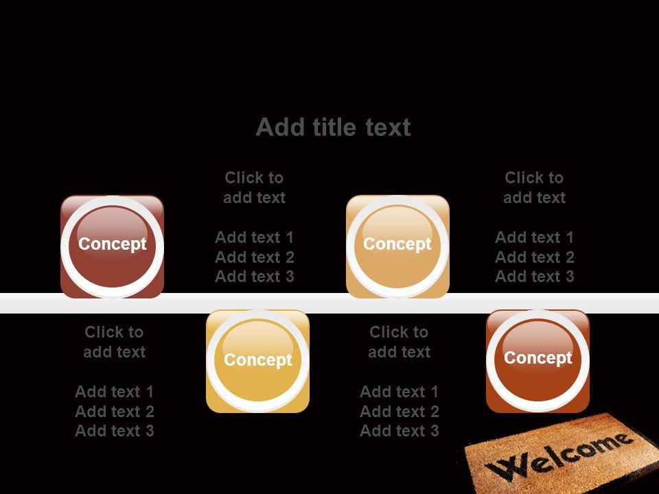 Click to add text Add text 1 Add text 2 Add text 3 Click to add text Add text 1 Add text 2 Add text 3 Click to add text Add text 1 Add text 2 Add text