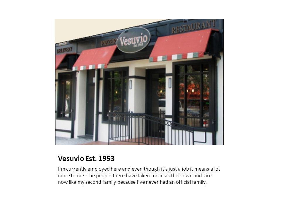 Vesuvio Est.
