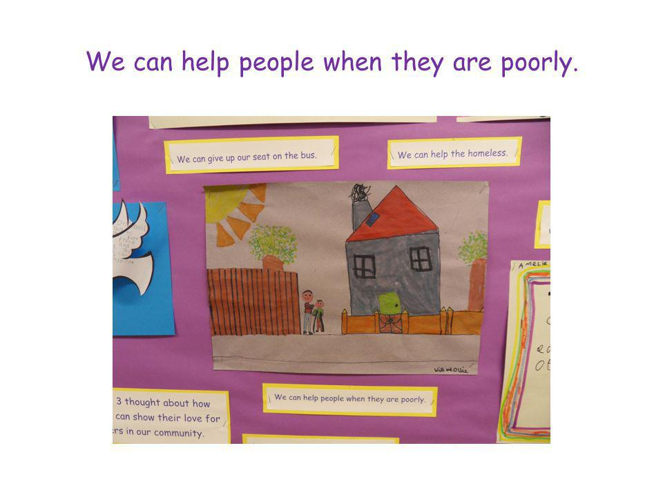 Class 4 Who is a Good Samaritan in our world? Is it always the person you expect?
