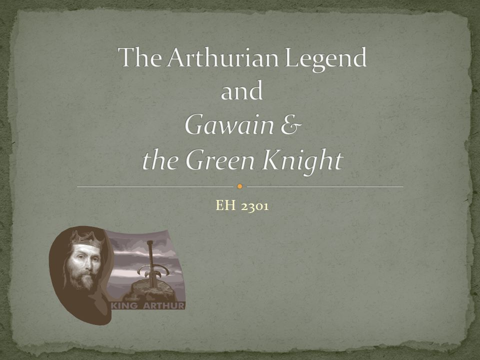In the earliest Arthurian stories, Sir Gawain was the greatest of the Knights of the Round Table.