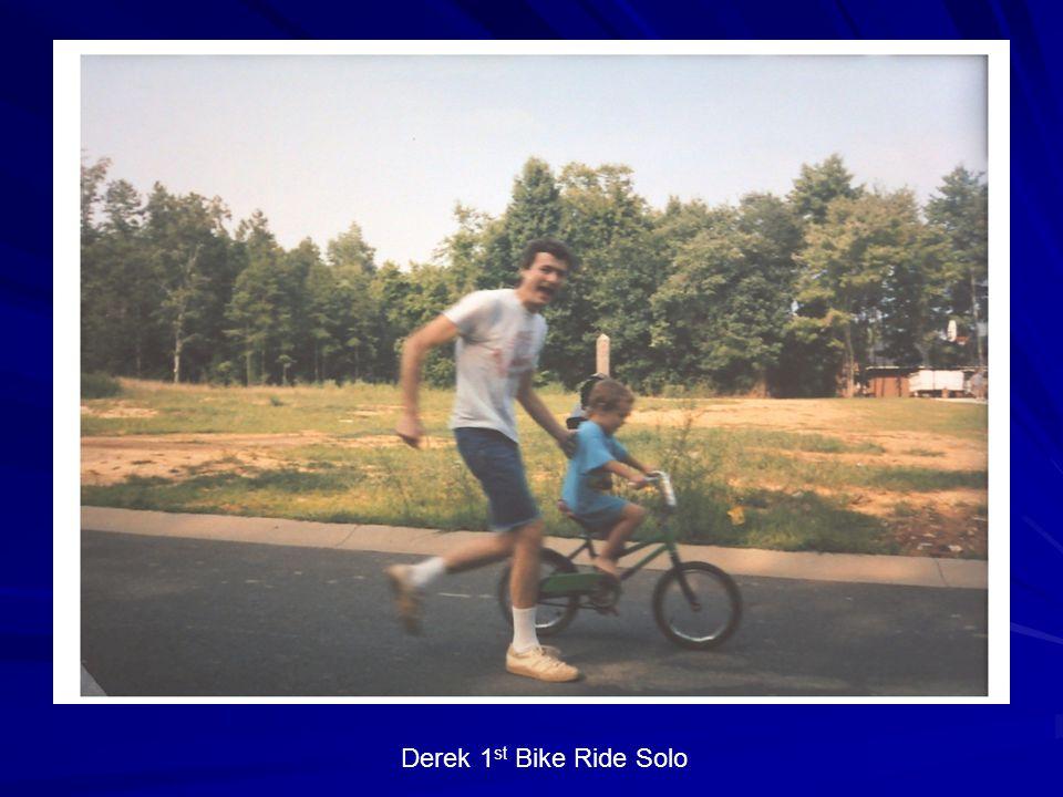 Derek 2 Years
