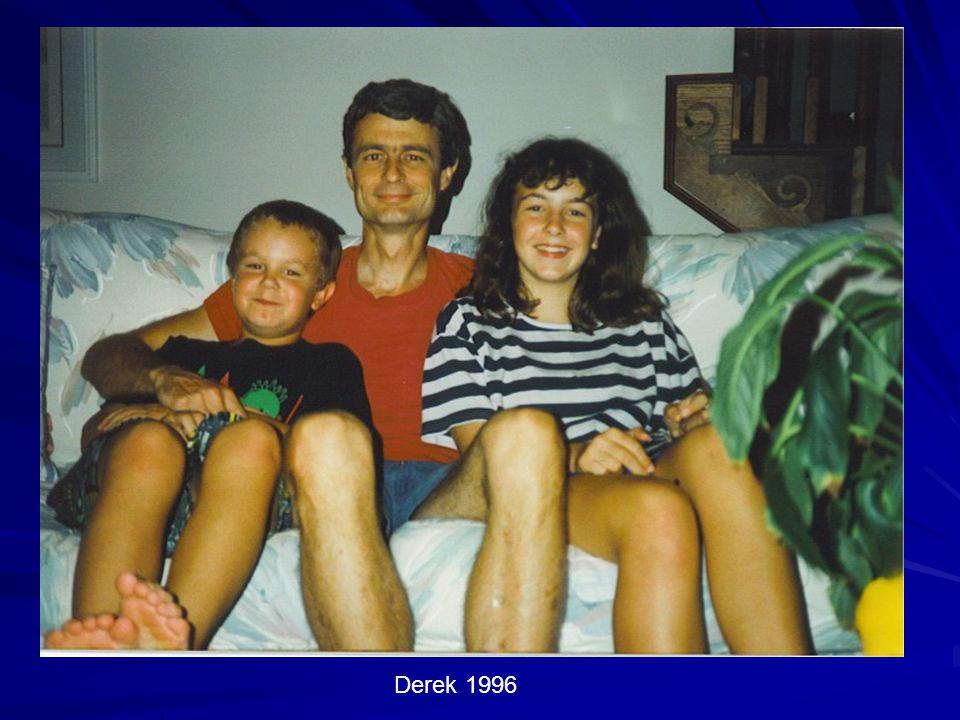 Derek 1996 4 th Grade