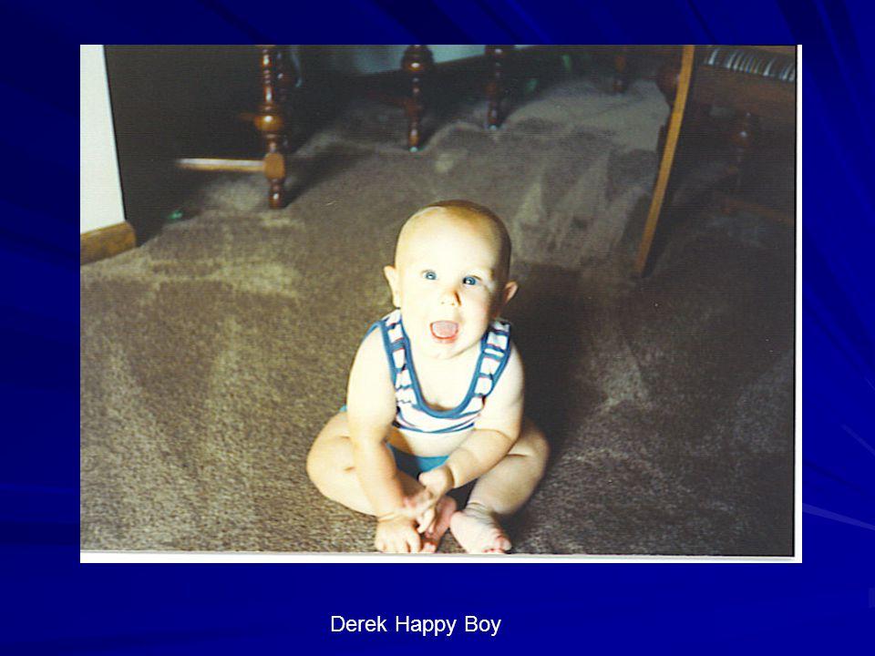 Derek 1 Month