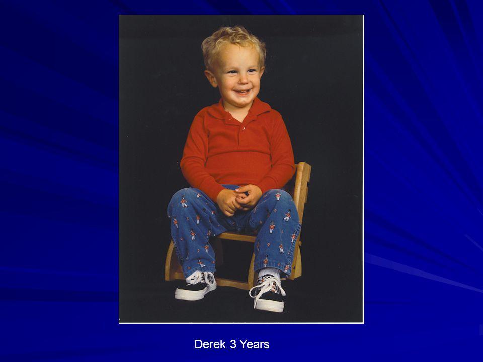 Derek 1 year