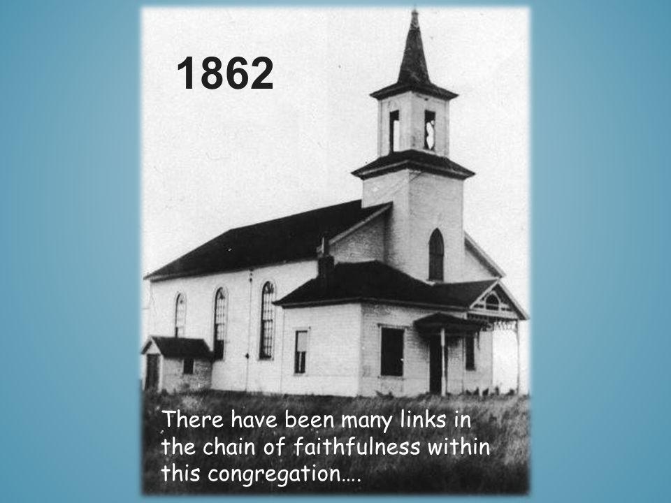 1843 God has remained faithful through many transitions….