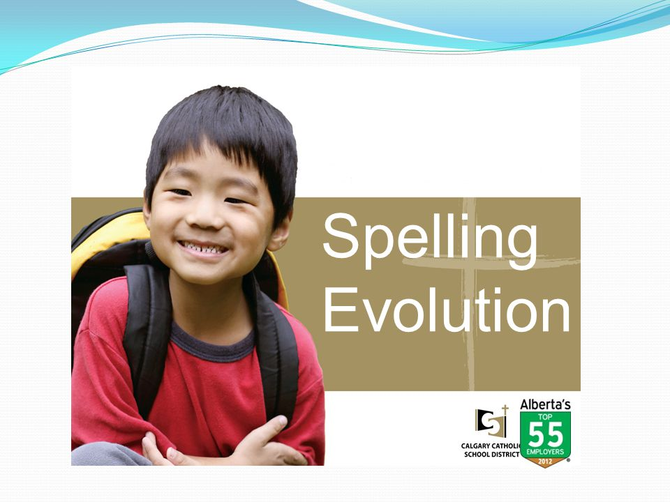 Spelling Evolution
