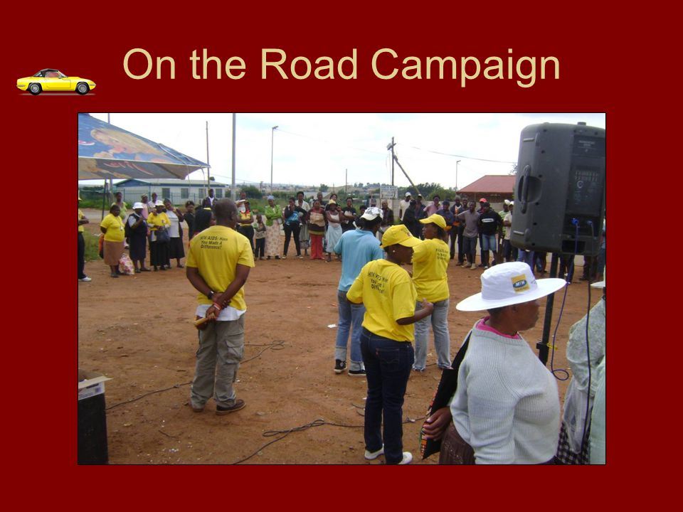 On the Road Campaign