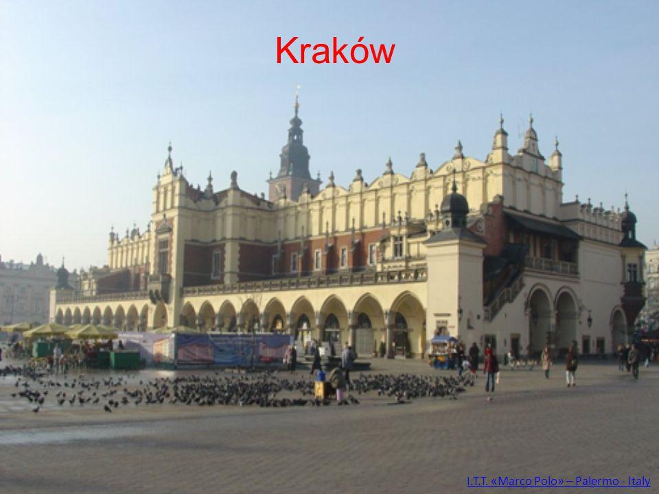 Kraków I.T.T. «Marco Polo» – Palermo - Italy