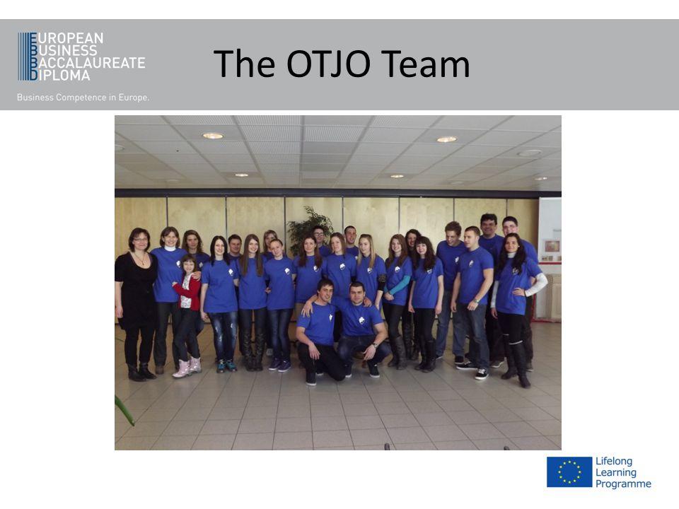 The OTJO Team