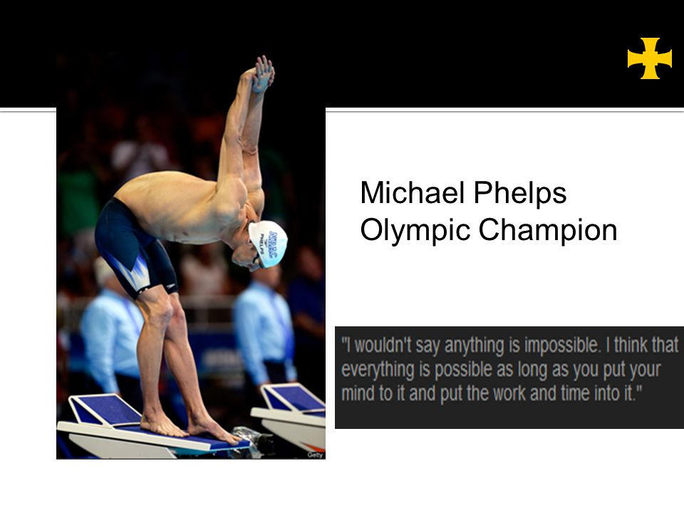 Michael Phelps Olympic Champion