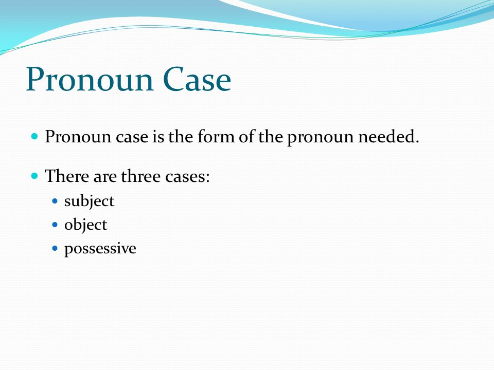 Reflexive Pronouns Reflexive pronouns are the form of the noun with –self at the end: myself, ourselves yourself, yourselves himself, herself, themselves Note the following non-standard usages: hisself, theirself, themself.