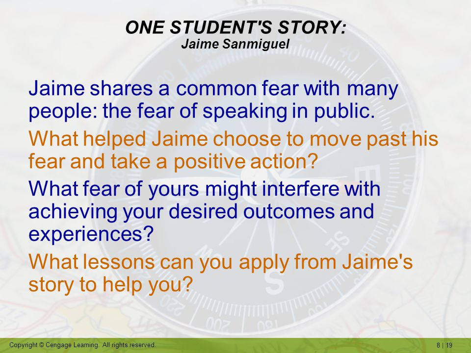 8 | 19 Copyright © Cengage Learning.All rights reserved.