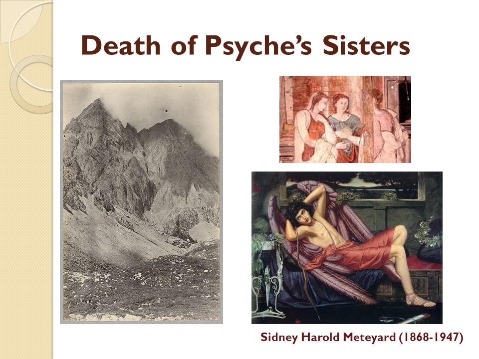 Death of Psyches Sisters Sidney Harold Meteyard (1868-1947)