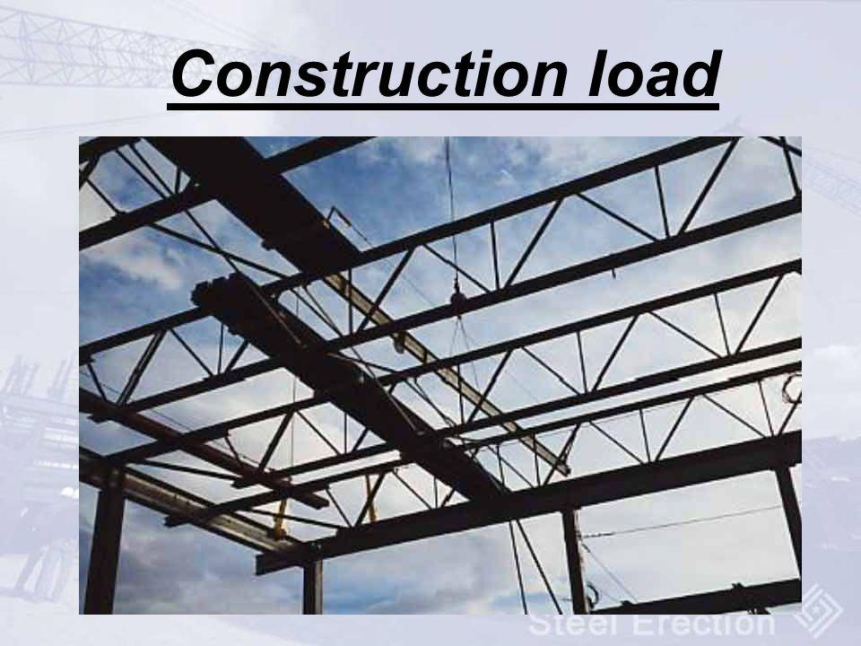 Construction load