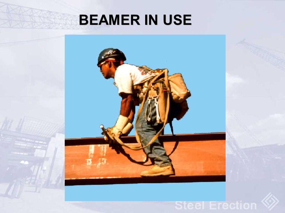 BEAMER IN USE