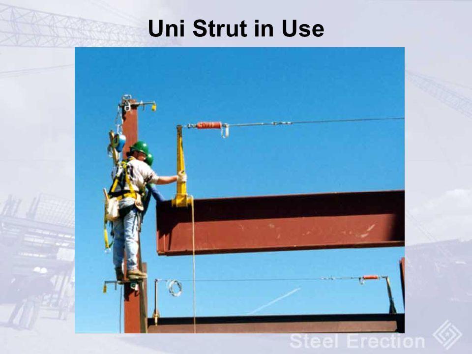 Uni Strut in Use