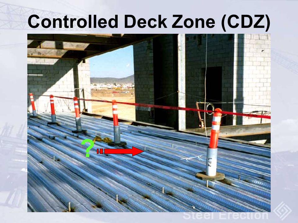 Controlled Deck Zone (CDZ) ?