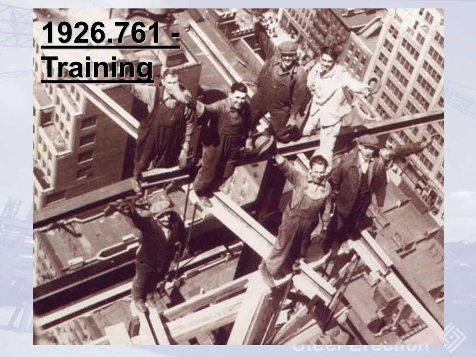 1926.761 - Training