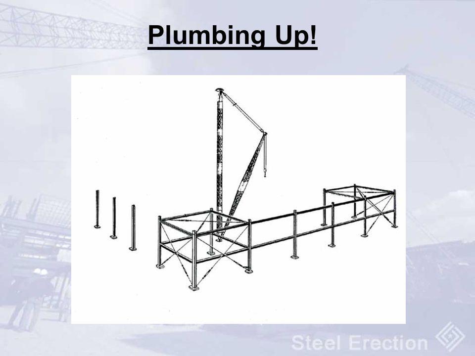 Plumbing Up!