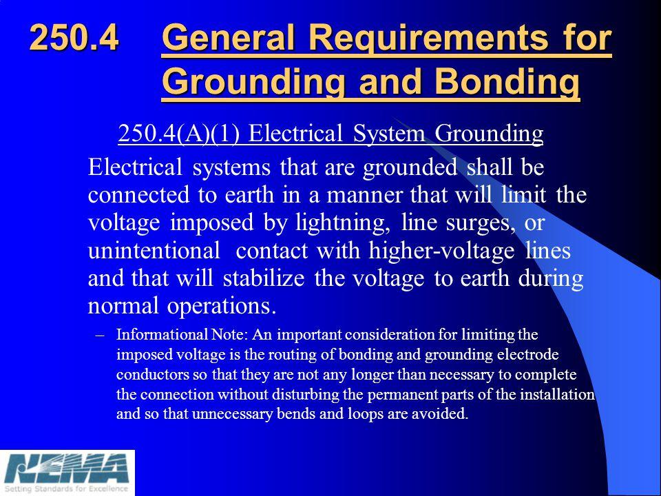 ANSI/NEMA GR 1–2007 Copper-Bonded Ground Rod Electrodes Diameter Ranges for Copper-Bonded Steel Rods Finish Diameter Range, Inches Trade Sizes Minimum Maximum 1/2 0.500 0.507 5/8 0.555 0.565 3/4 0.673 0.683 1 0.907 0.917