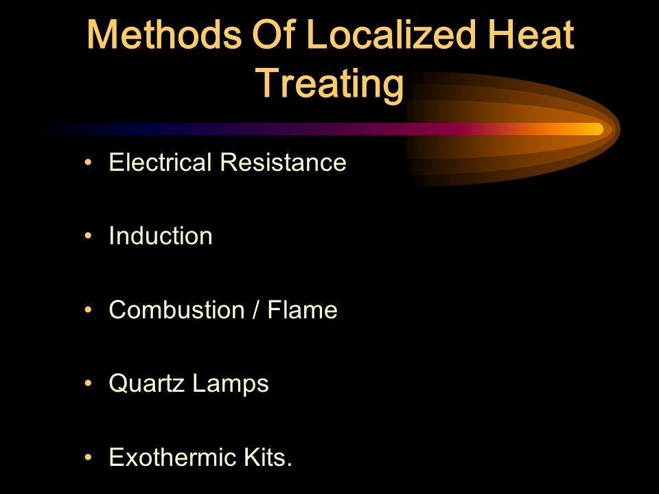 Definition of Heat Treatment Heat Treatment is generally defined as heating to a suitable temperature then cooling at a suitable rate of a solid metal