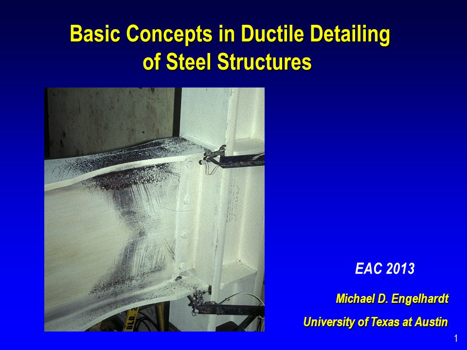 Overview of Presentation What is Ductility .Why is Ductility Important .