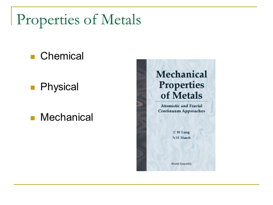 Metal Identification - Aluminum Alloy types designated by four digit system 1=aluminum 99% pure or better 2=copper 3=manganese 5=magnesium 6=magnesium and silicon 7=zinc 8=something else 9=unassigned