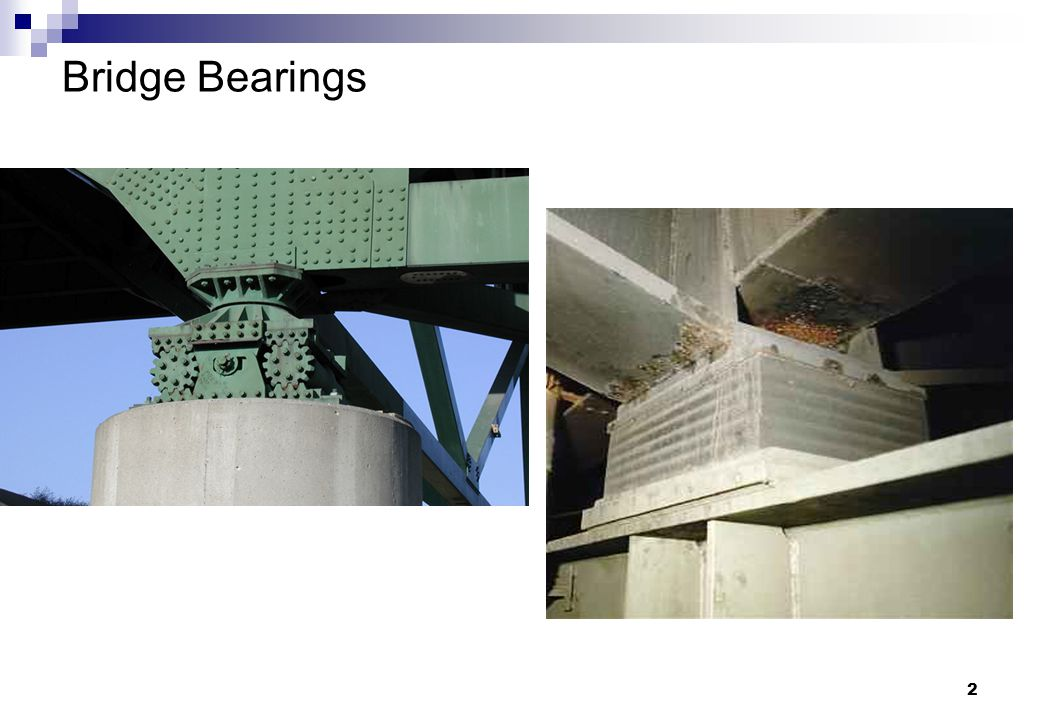 2 Bridge Bearings