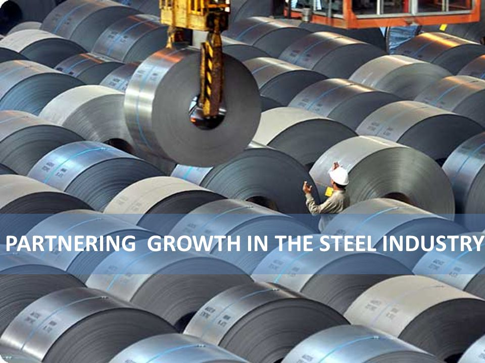 Growth in Global Apparent Steel Use is expected to be steady Apparent steel** demand in Mn.T (yoy % growth) Source: WSA, SRO_April 2011 Effective crude steel capacity (Mn.T) in 2011 (f) NAFTA Rest of Asia China EU - 27 CIS 9% 8% China Asia, Oceania & Africa (ex-China) C & S America India 14% 13% 8% 5% 8% 11% 4% 6% 5% 7% 818 86 161 **ASU depicted is for carbon + alloy steel 185 140 429 62 The total demand will be 1.44bn mt in 2012, a growth of 6% over 2011