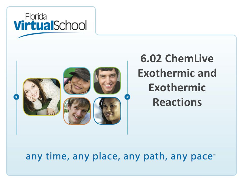 Exothermic Reactions Exothermic chemical reactions cause their surroundings to warm up by giving off heat.