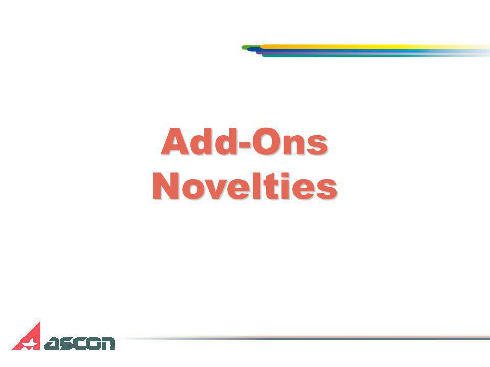 Add-Ons Novelties