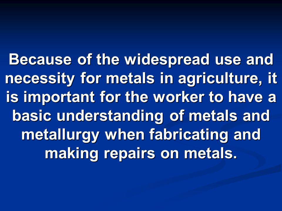 Metal Metal is an element.Metal is an element.