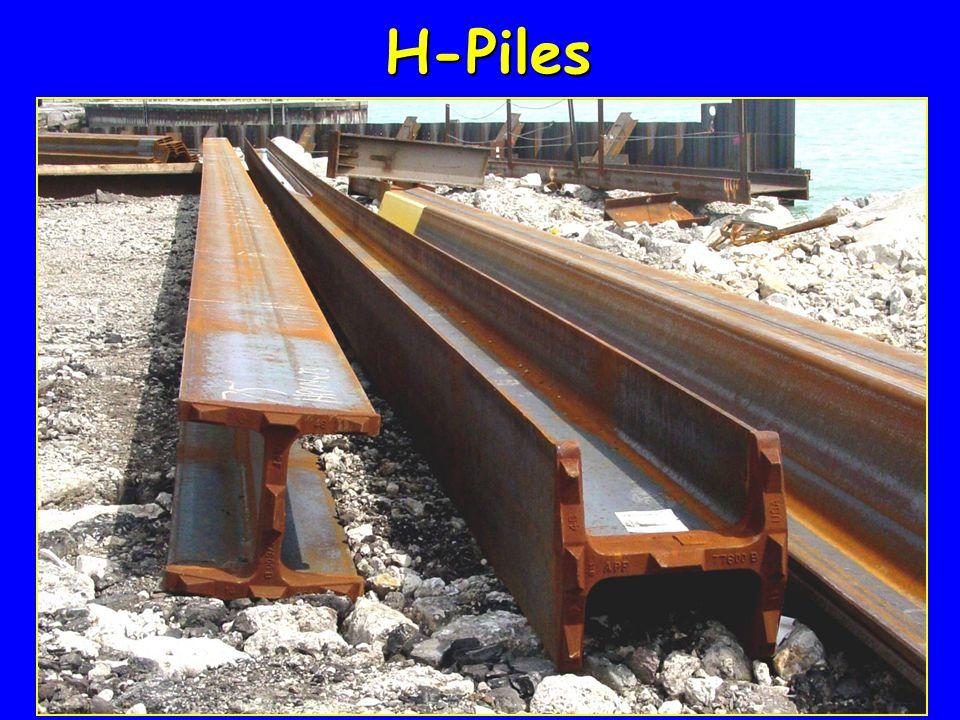 H-Piles
