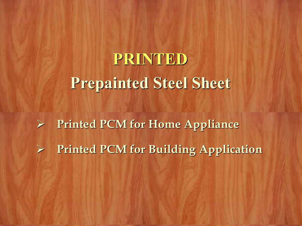 Pine grain (sample) Light pine grain (sample) Printed Prepainted Steel Sheet for Outdoor Purpose Application 2