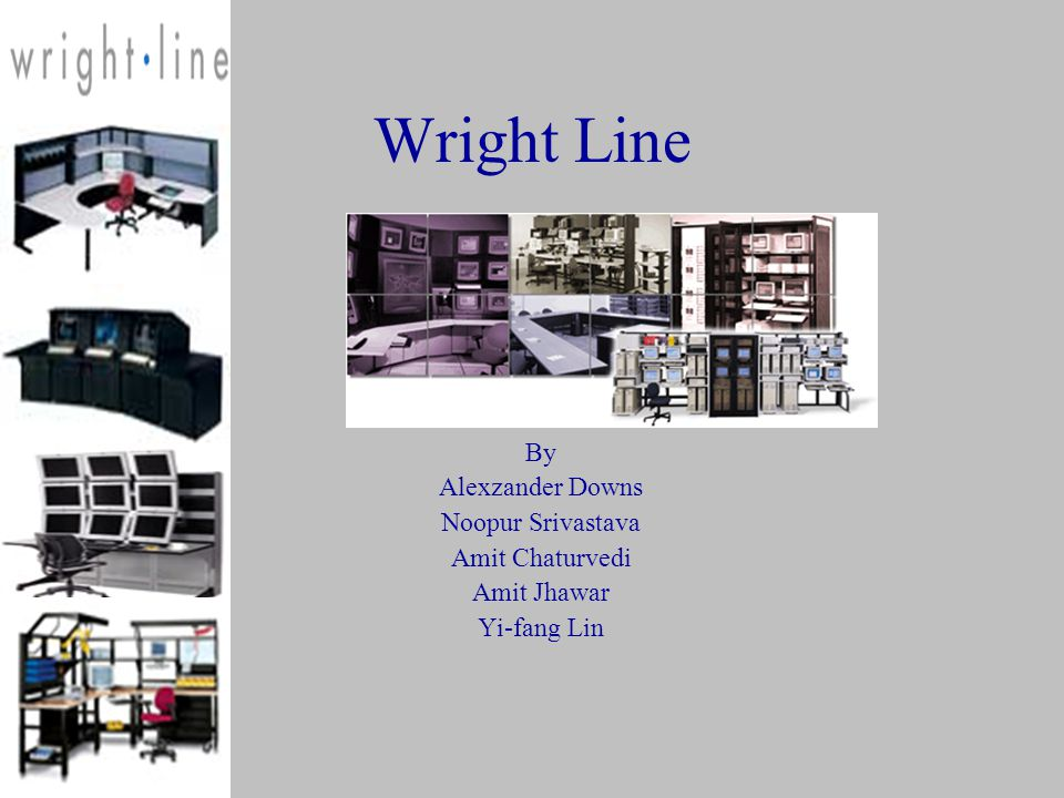 Wright Line By Alexzander Downs Noopur Srivastava Amit Chaturvedi Amit Jhawar Yi-fang Lin
