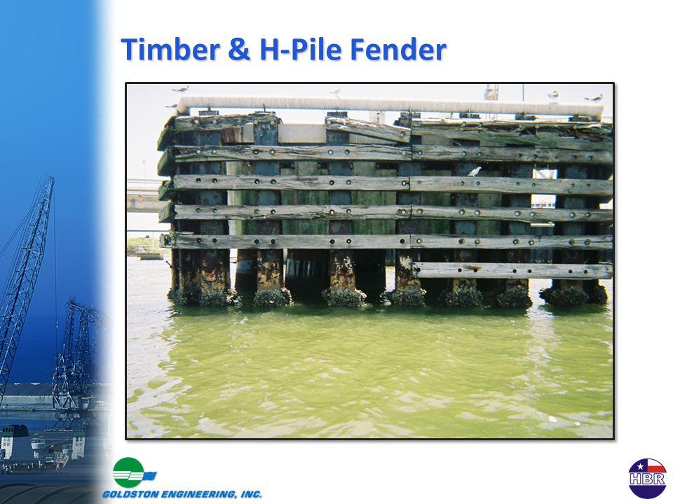 Timber & H-Pile Fender