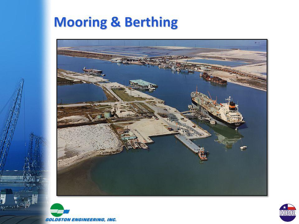 Mooring & Berthing
