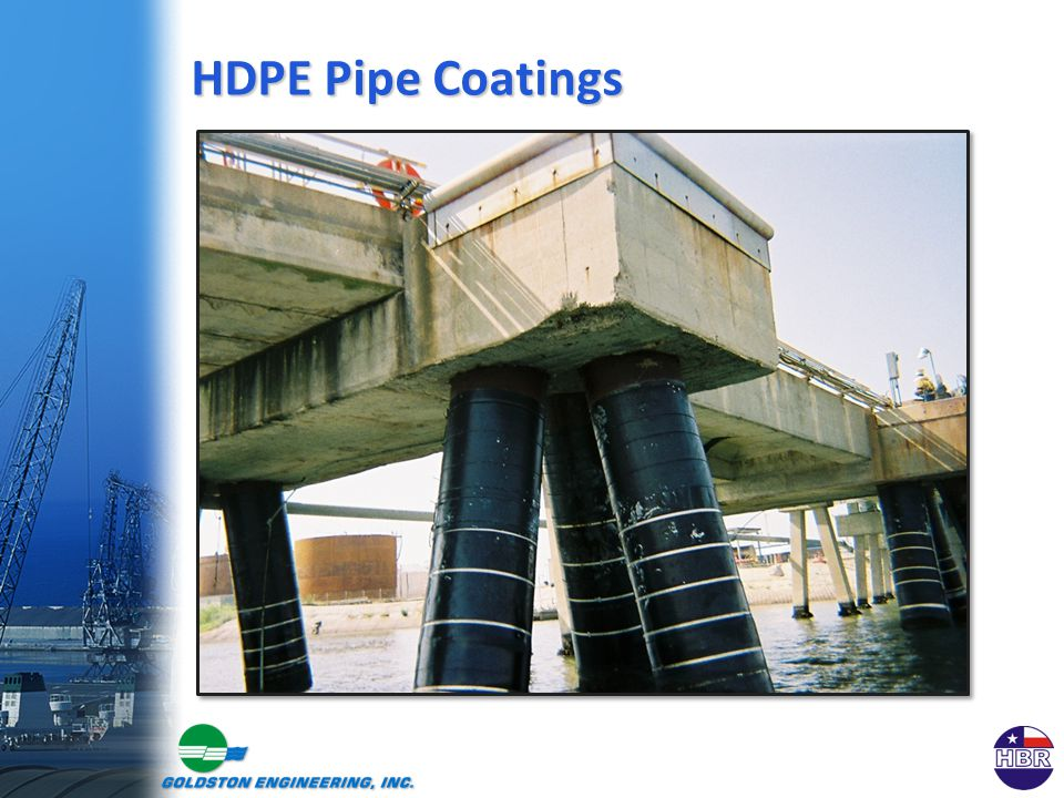 HDPE Pipe Coatings